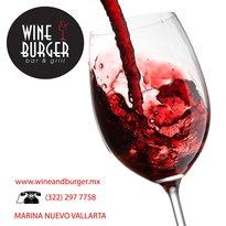 Wine & Burger