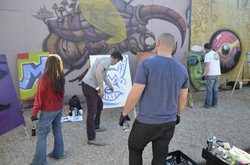 Academy of Street Art - One Day Class