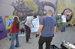 Academy of Street Art - One Day Class