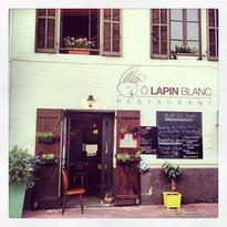 O Lapin Blanc