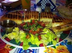 Cuban sandwich. Yummmmmmmy!