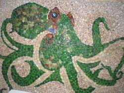 Sea Glass Art Morocco