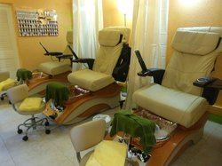 Golden Touch Spa Barbados