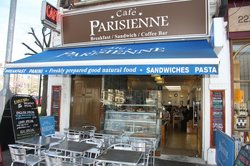 Cafe Parisienne