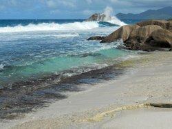 Anse Bonnet Carre Beach