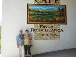 Finca Rosa Blanca Coffee Plantation