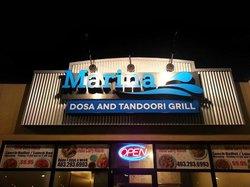Marina Dosa & Tandoori Grill