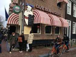 Cafe Hans en Grietje