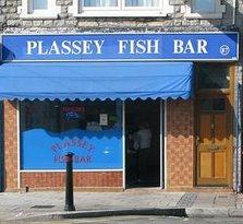 ‪Plassey Fish Bar‬