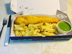 Tupton Fish Bar