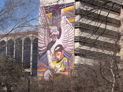 Spirit of Healing Mural