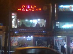 Pizza Mazagan