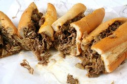 King of Philly Cheesesteak