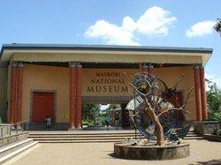 Museu Nacional de Nairóbi