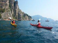Amalfi Coast Sea Kayak Tours