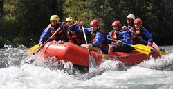 Trekking&Paddles-Rafting Campania