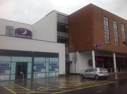 Premier Inn Trowbridge Hotel