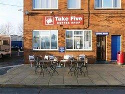 Take 5 coffee shop