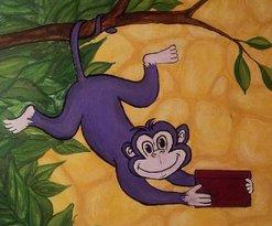 The Purple Monkey