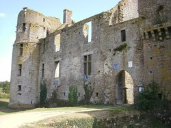 Le château de Bois Thibault
