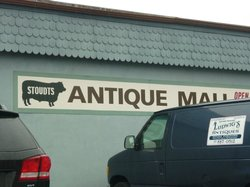 Stoudt's Black Angus Antique Mall