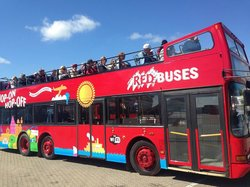 Red Buses Hop-on Hop-Off Copenhagen
