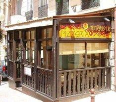 La pizzeria Monegasque