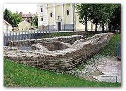 Siscia - ancient Roman city