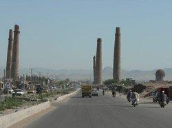 Gawhar Shad Madrasa and Mausoleum, Herat