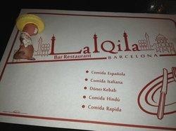 Lal Qila Barcelona