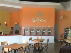 Yo! G's Gig Harbor Frozen Yogurt