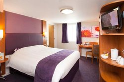Premier Inn Sheffield City Centre (Angel Street) Hotel