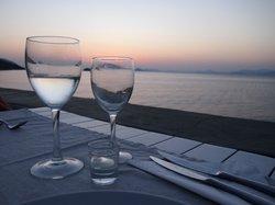 Sunset Restaurant Hydra