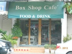 Box Shop Cafe