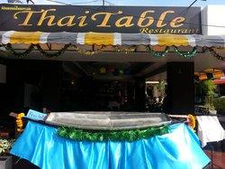 Thai Table Restaurant