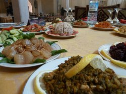 Restaurant Palais Arabe