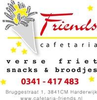 Cafetaria Friends Harderwijk