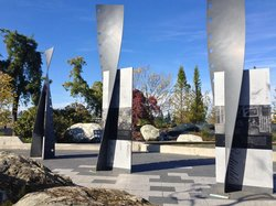 Puget Sound Naval Shipyard Memorial Plaza