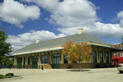 Mineola Depot and Railroad Museum