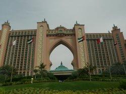 Atlantis Hotel 7* в Дубае