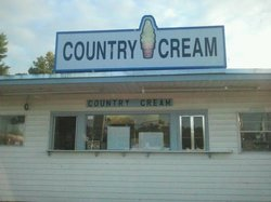 Country Cream Drive-In