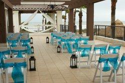 Sailfish Patio Beach view Wedding Ceremony