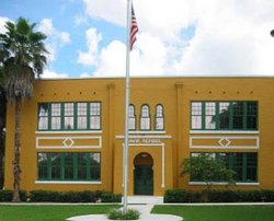 Old Davie School Historical Museum