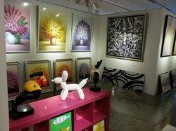 BlinkyB Art Gallery