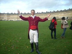 Bath Walking Tours