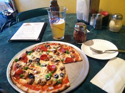 Wannagetta Pizza
