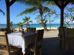 Sol y mar - Beach Restaurant