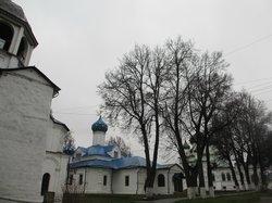 Переславский федоровский женский монастырь