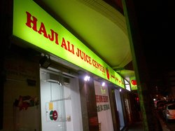 Haji Ali Juice Center