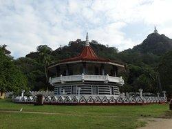 Dimbulagala Monastery